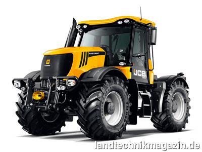 jcb stellt neuen fastrac 3000 xtra vor traktoren magazin f r landtechnik und. Black Bedroom Furniture Sets. Home Design Ideas