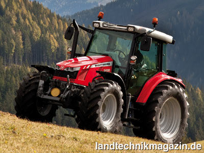 bild 1 massey ferguson erweitert jetzt die traktoren. Black Bedroom Furniture Sets. Home Design Ideas