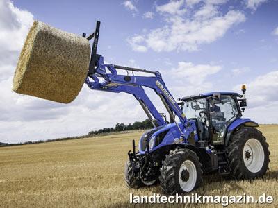 Bild die neuen new holland t traktoren können optional mit