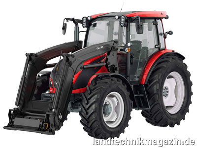 Hydrometal frontlader gebraucht traktorpool
