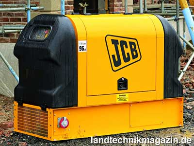 bild 1 das jcb generatoren programm umfasst leistungen von 15 bis 500 kva und ist alternativ. Black Bedroom Furniture Sets. Home Design Ideas
