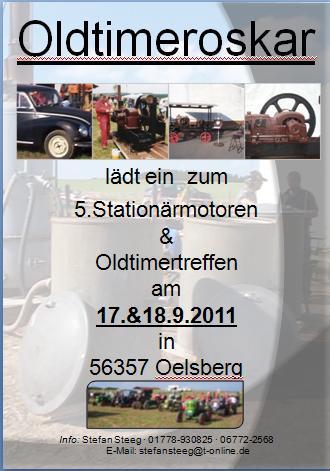 5 oelsberger station rmotoren oldtimertreffen in for Die kuche stefan steeg