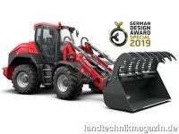 Weidemann erhält den German Design Award 2019 in