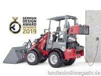 Ebenfalls in der German Design Award 2019 Kategori