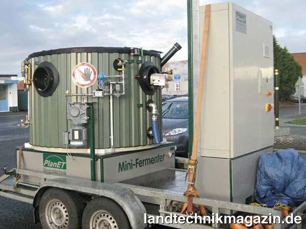 xl bild 12 besondere erw hnung fand der mini biogasfermenter zur kombinierten kraft. Black Bedroom Furniture Sets. Home Design Ideas
