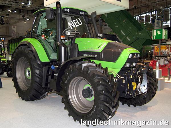 xl bild 1 die neue deutz fahr traktoren serie 6 besteht. Black Bedroom Furniture Sets. Home Design Ideas