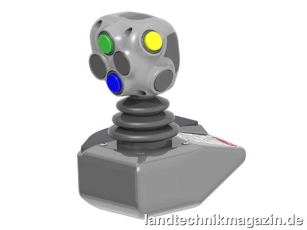 Xl bild 1: der neue stoll procontrol ii joystick ist für alle