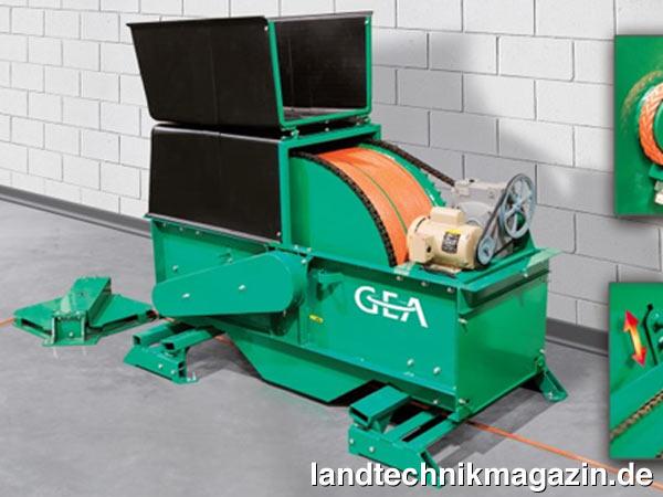 XL-Bild 1: Die neuen Schiebersysteme von GEA umfassen die ...