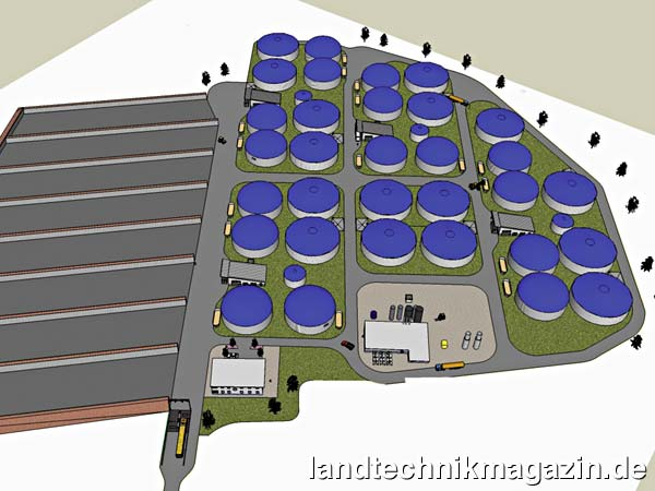 Größte Biogasanlage Der Welt